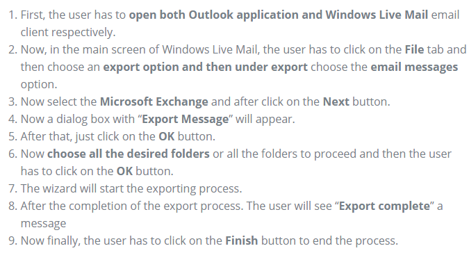 windows-live-mail-to-outlook-manual
