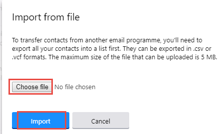 export windows live mail to yahoo