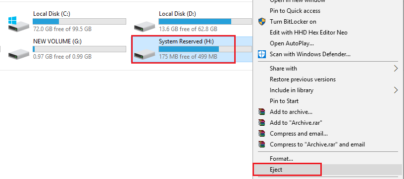 Mount and Unmount A VHD / VHDX File in Windows Explorer - Free Solution