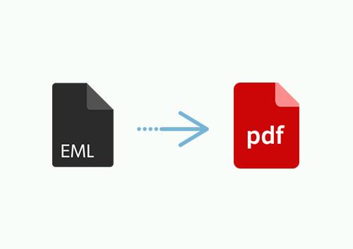 Convert EML to PDF Mac