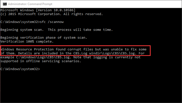 Solution to Fix Windows Detected A Hard Disk Problem Virus Error