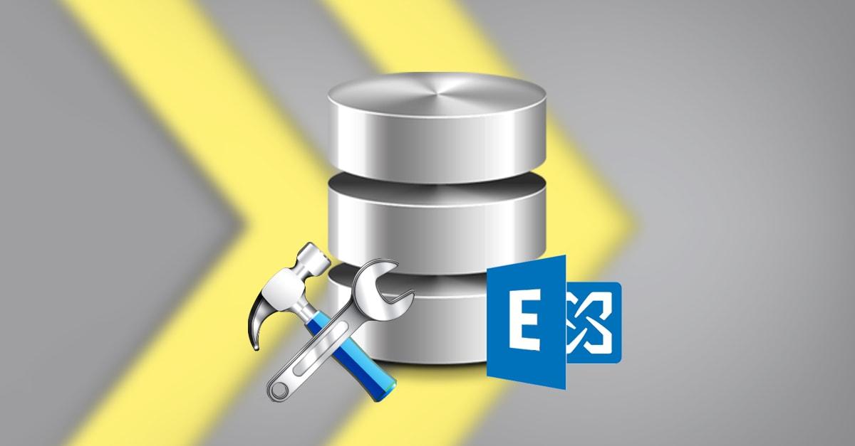 repair mailbox database exchange 2016