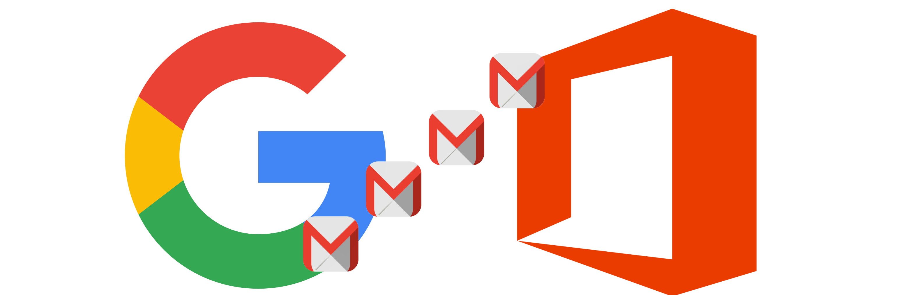 import Gmail email to Office 365
