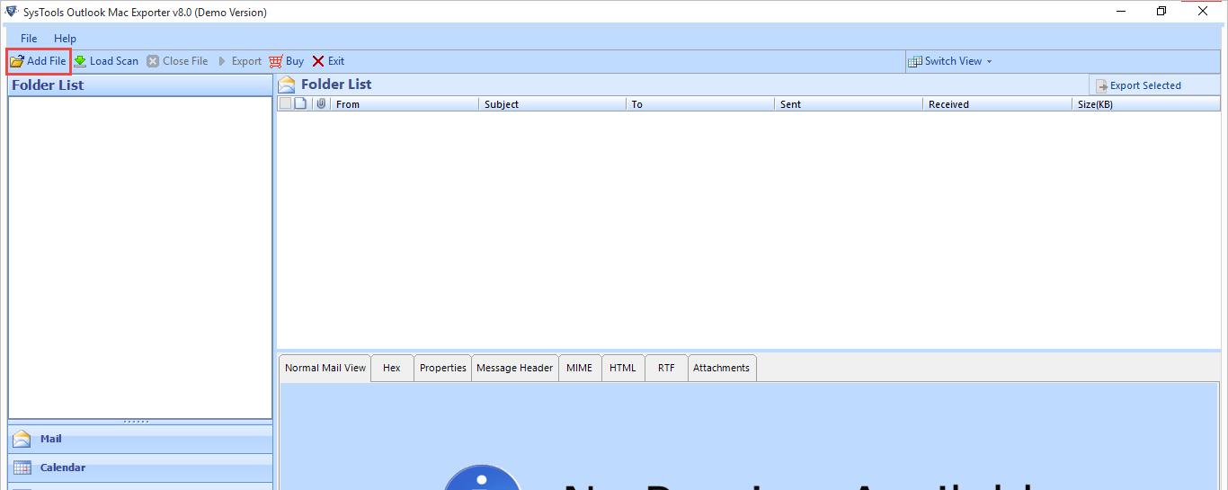 Outlook Mac Add file