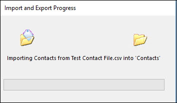 import Outlook Contacts in iPhone
