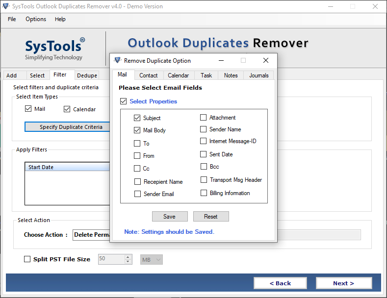 reasons for duplicate emails in outlook