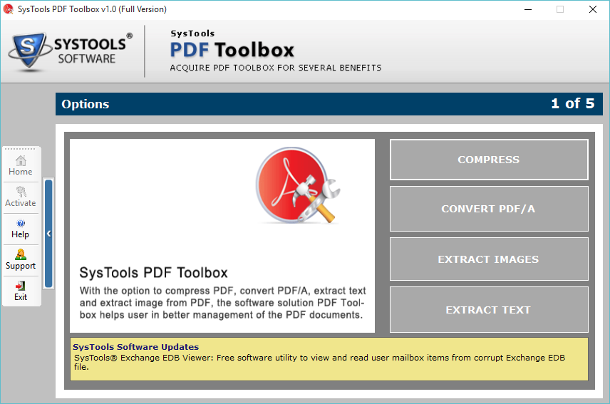 extract data from pdf