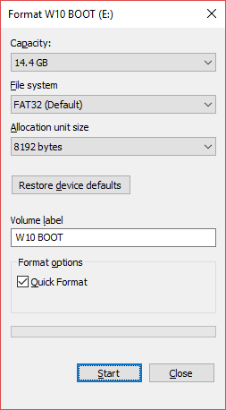 remove write protection from usb windows 8