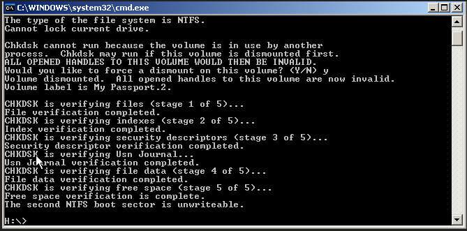 Recover data from corrupted ntfs partition