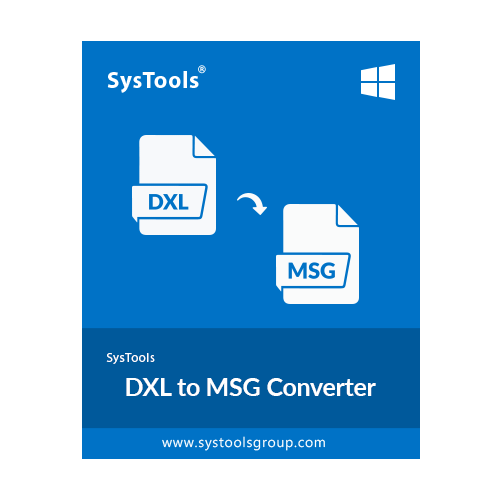 Convert DXL to MSG Free
