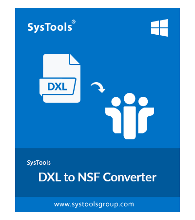 Convert DXL to NSF Free