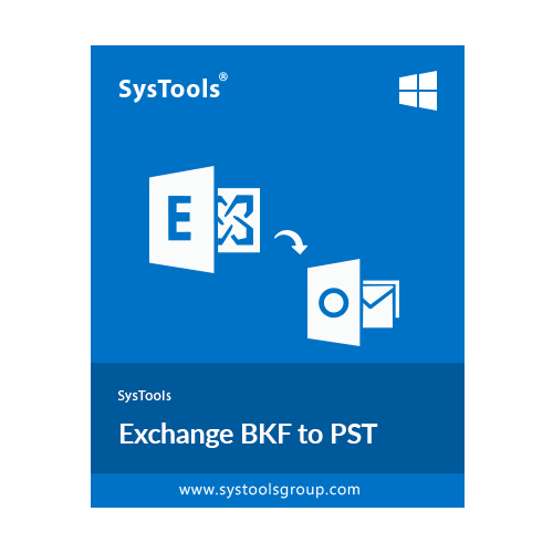 exchange BKF to PST tool