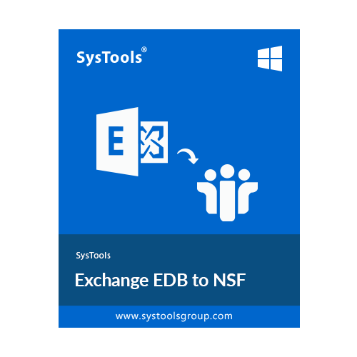 Convert EDB to NSF