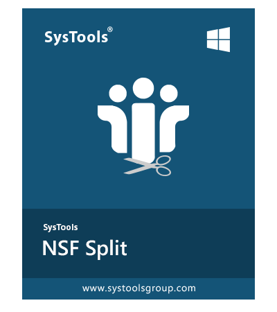 Split Lotus Notes NSF