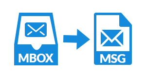 mbox to msg converter