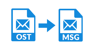 ost to msg converter