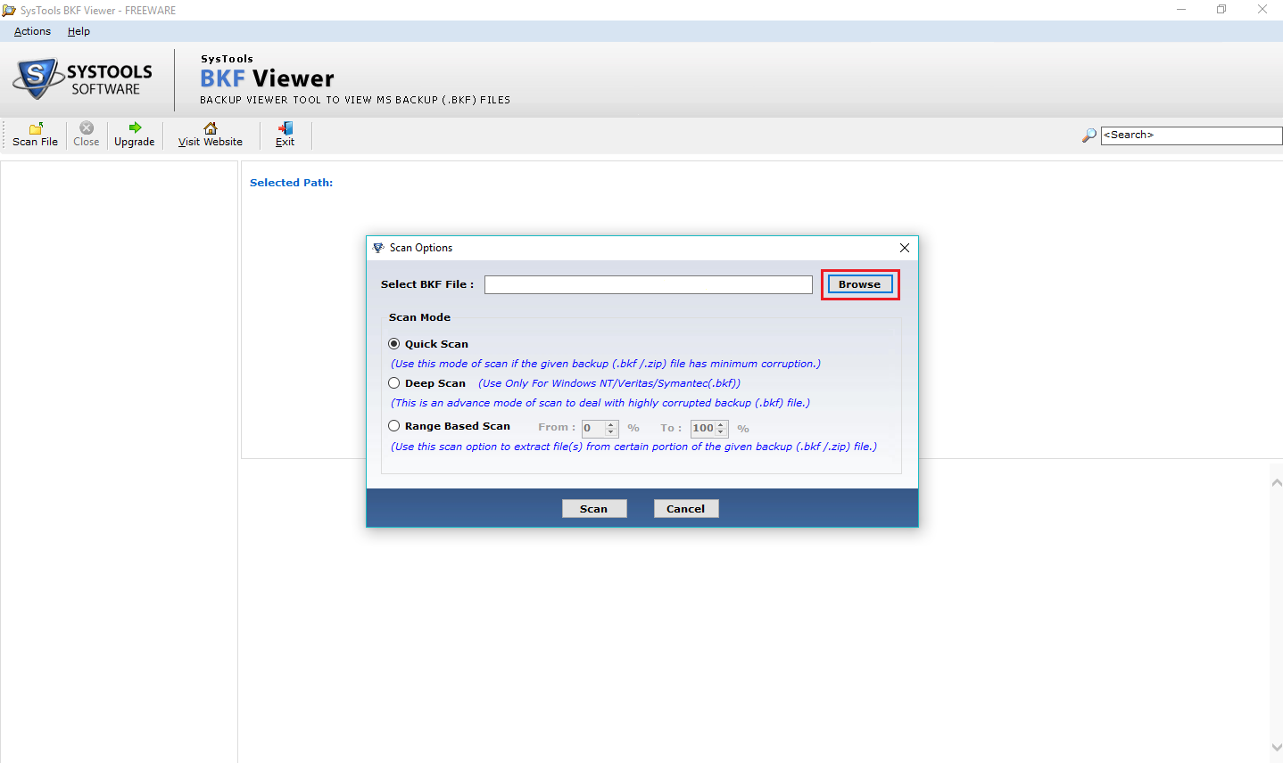 bkf file extractor