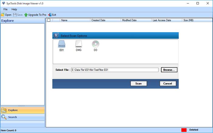 disc image file reader free download