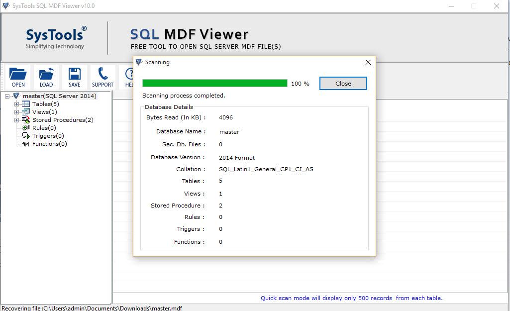 MDF viewer download