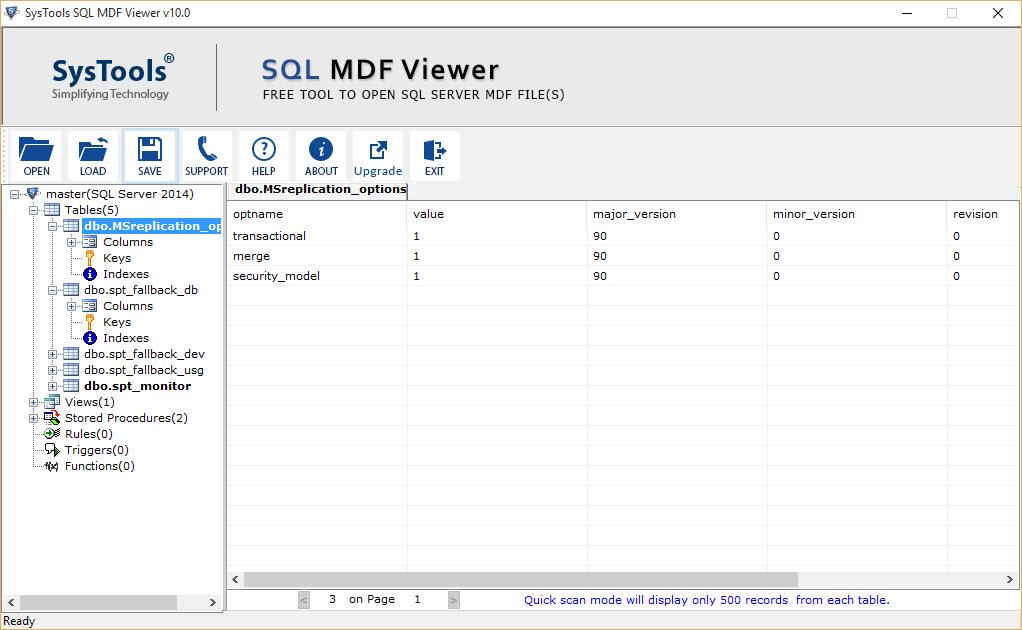 MDF viewer windows